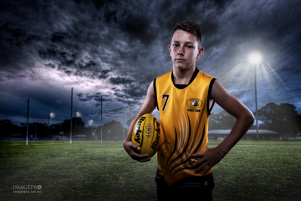 Team sports photography Perth
