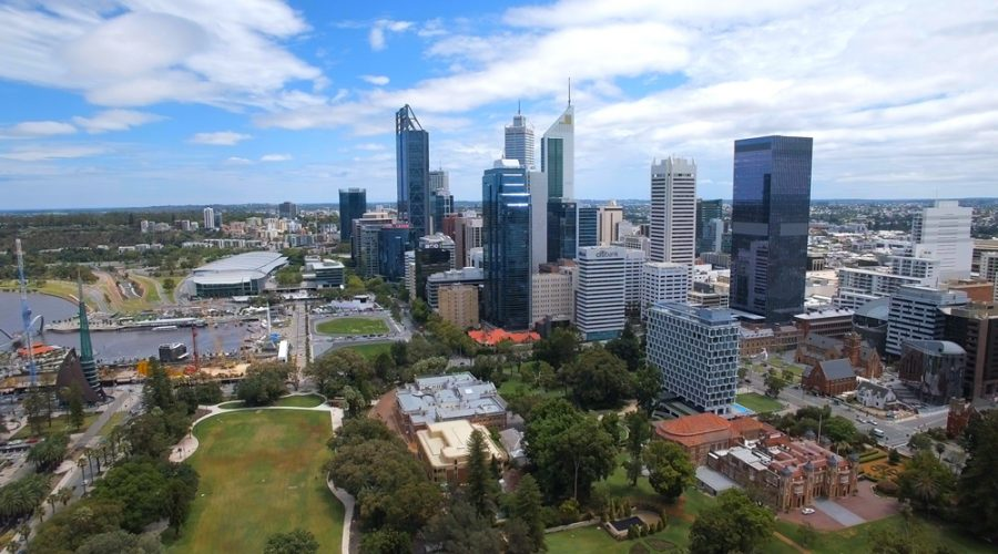 Drone photography Perth